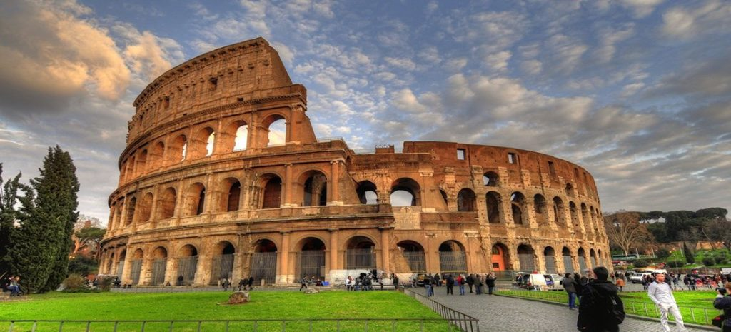 rome flight deals